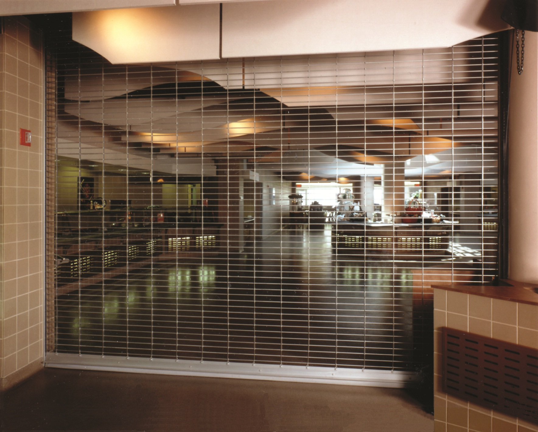 Security Storefront Grilles Roller Shutters St Cloud